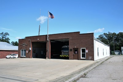 GODFREY FPD  STATION 1   SOUTH VIEW