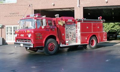 GODFEY FPD  ENGINE 38   1978 FORD C - FMC  1000-750