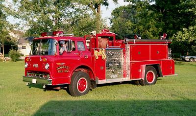GODFEY FPD  ENGINE 31   1982 FORD C - FMC   1000-800