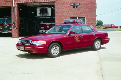GODFREY FPD   CAR 1400   2000 FORD CROWN VIC