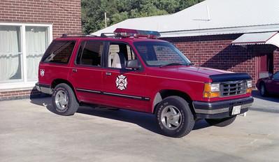 GODFEY FPD   CAR 1419   1993 FORD EXPLORER