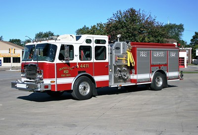 GRANITE CITY  ENGINE 4412