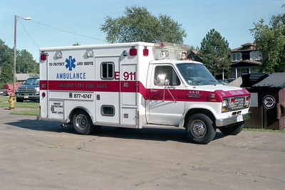 GRANITE  CITY   AMBULANCE 4-A-53