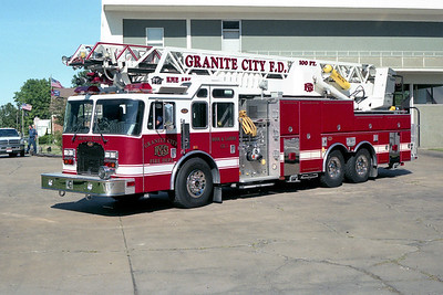 GRANITE  CITY  LADDER 1