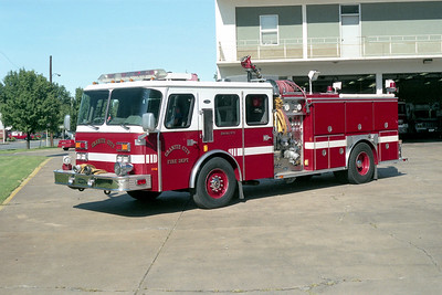 GRANITE  CITY  ENGINE 1  E-ONE
