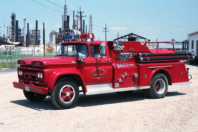 HARTFORD   ENGINE   CHEVY - TOWERS  RED
