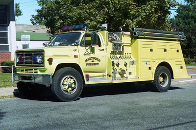 HARTFORD   ENGINE 441   GMC - TOWERS