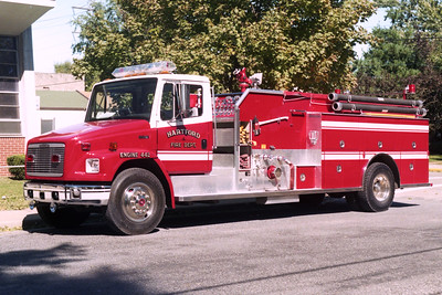 HARTFORD ENGINE 442  FREIGHTLINER FL80 -