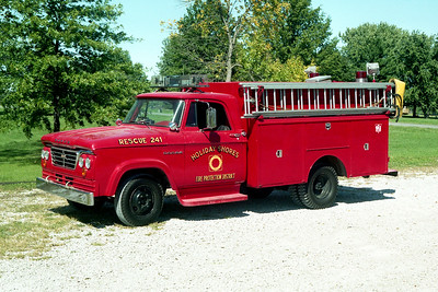 HOLIDAY SHORES RESCUE 241   DODGE
