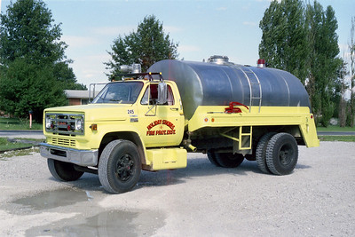 HOLIDAY SHORES TANKER 245