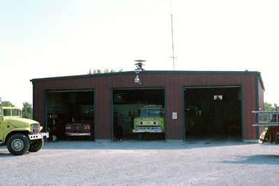 HOLIDAY SHORES FD  ORIGINAL STATION