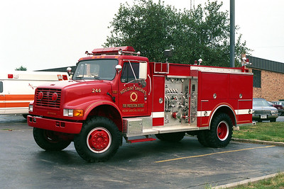 HOLIDAY SHORES FPD ENGINE 246