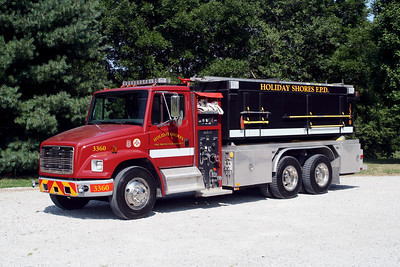 HOLIDAY SHORES FPD  TANKER 3360   JOHN FIJAL PHOTO