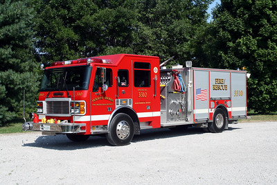 HOLIDAY SHORES FPD  ENGINE 3310     JOHN FIJAL PHOTO
