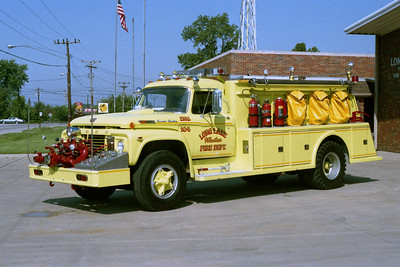 LONG LAKE  ENGINE 104  FORD F - TOWERS