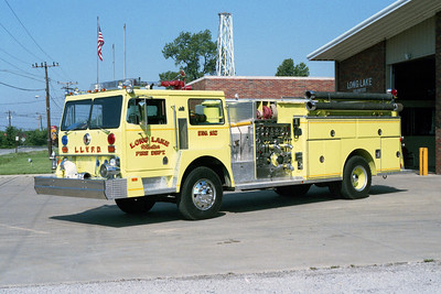 LONG LAKE  ENGINE 102  HENDRICKSON - DARLEY