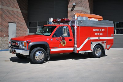MADISON FD  BRUSH 4553  1999 GMC - E-ONE - SUPERIO 250-300   #SE-2152     JOHN FIJAL PHOTO