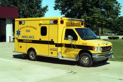 MARYVILLE AMBULANCE 2418