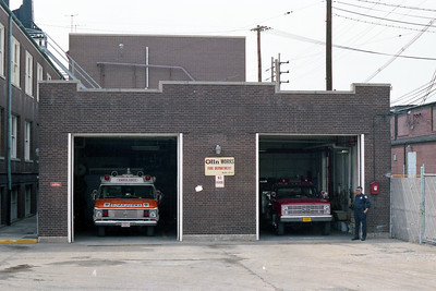 OLIN WORKS - EAST ALTON   FIRE STATION