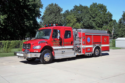 ROSEWOOD HEIGHTS  ENGINE 1714