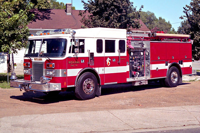 ROXANA ENGINE 74  PIERCE LANCE