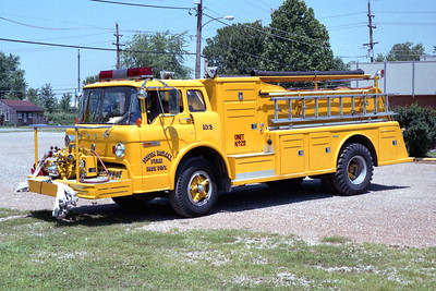 SOUTH ROXANA ENGINE 211  FORD C - TOWERS