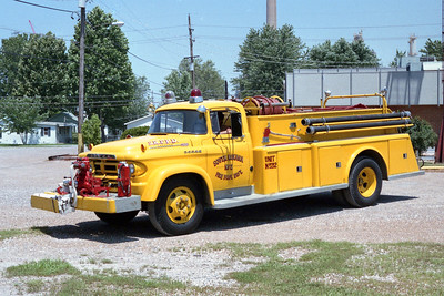SOUTH ROXANA ENGINE 212  DODGE -