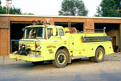 STATE PARK TANKER 142  FORD C - TOWERS