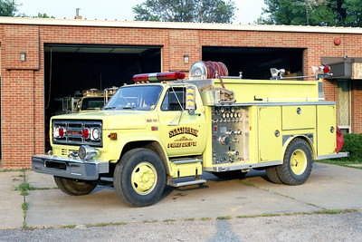 STATE PARK ENGINE 510  CHEVY - E-ONE