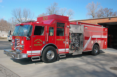 STATE PARK FD   ENGINE 5212   2003 PIERCE DASH    1500-750-50F   X- MID COUNTY FPD MO       DAAVID HORNACEK PHOTO