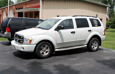 STATE PARK CAR 5200  2004 DODGE DURANGO