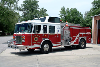 STATE PARK ENGINE 5212   1993 E-ONE CYCLONE II