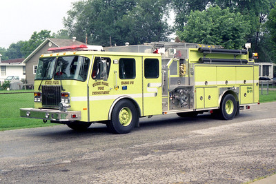 STATE PARK ENGINE 515  E-ONE TOP MOUNT