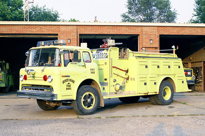 STATE PARK ENGINE 145  FORD C - TOWERS
