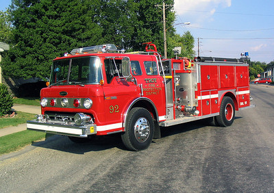 TROY FPD ENGINE 92