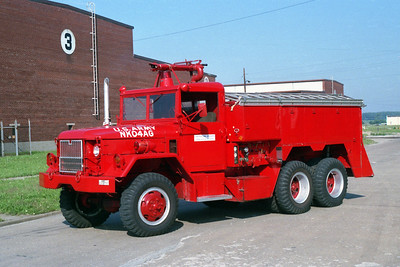 ARMY SUPPORT  ENGINE  530-C  RED
