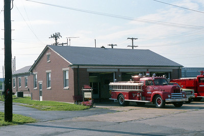 US ARMY SUPPORT - ST LOUIS  FIRE STATION