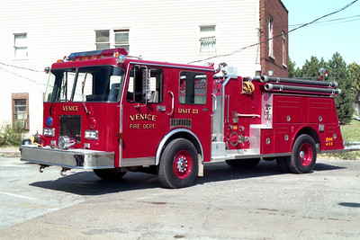 VENICE ENGINE 23  SPARTAN - TOWERS