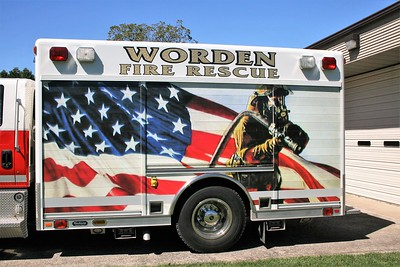 WORDEN RESCUE TRIBUTE