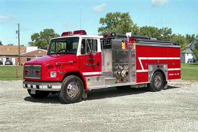 WORDEN FPD  ENGINE 3465