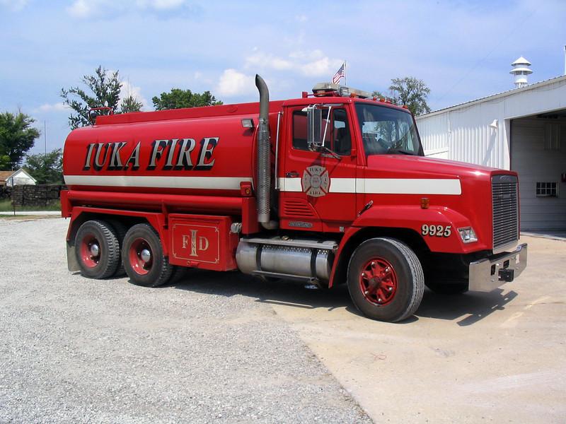 IUKA FD  TANKER 9925
