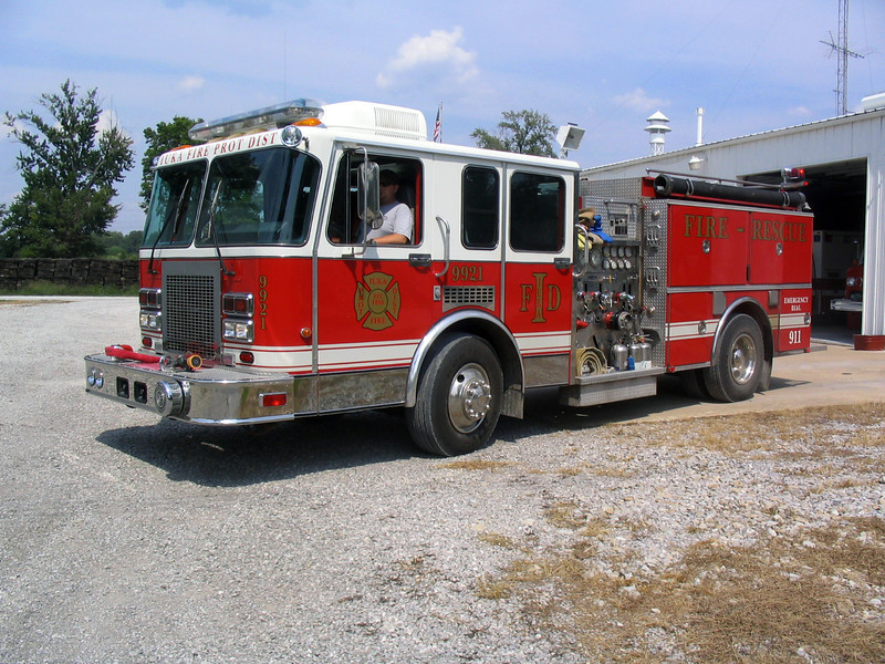 IUKA FD  ENGINE 9921