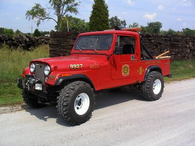 IUKA FD  BRUSH 9927