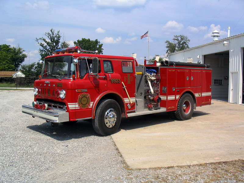 IUKA FD ENGINE 9923