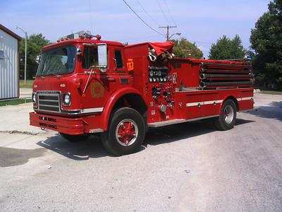 KELL FPD ENGINE 9732  1976  IHC CARGOSTAR - BOYER   1000-1200   #99997