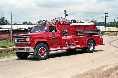 ODIN FPD  ENGINE 11  1982  GMC - TOWERS   1000-1000