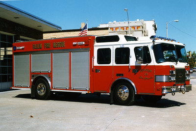 SALEM  RESCUE 28  1996 E-ONE
