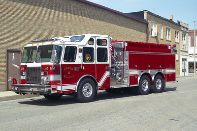 SALEM FPD ENGINE 31  E-ONE