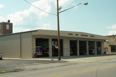 SALEM FPD  CURRENT STATION