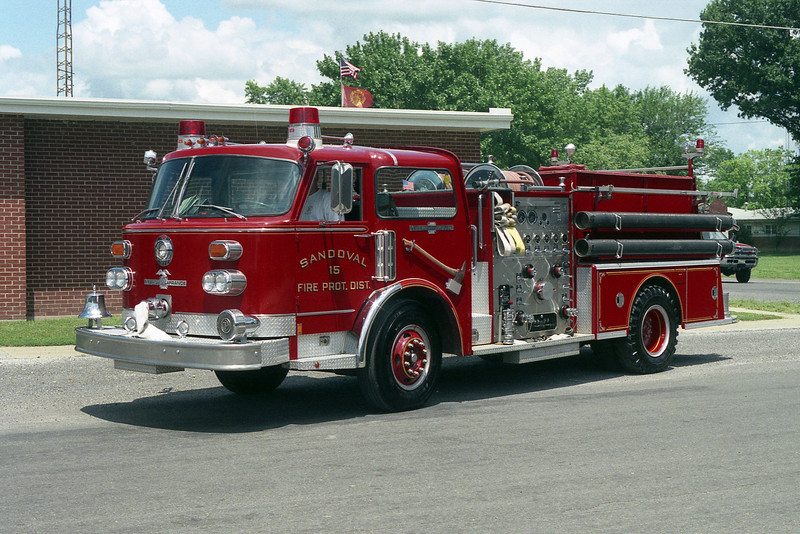 SANDOVAL FPD  ENGINE 15  ALFCO